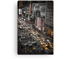 Times Square, New York City Canvas Print