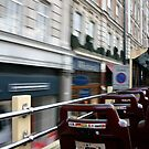 London Bus roofshot! by marcovw
