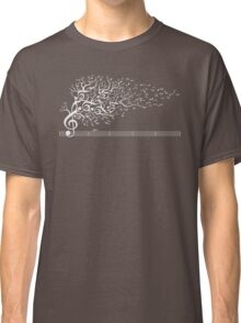 The Sound of Nature - White Classic T-Shirt