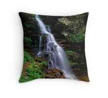 Waters Veil Throw Pillow