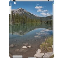 Bow River Reflections iPad Case/Skin