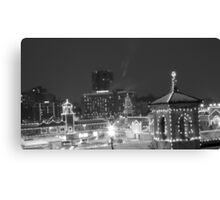 Country Club Plaza at Night Canvas Print