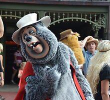 Disney Country Bears Disney Bear BIG AL by notheothereye