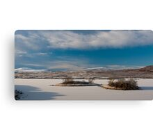 Harris Islands Canvas Print