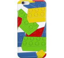 A Pile of Bricks iPhone Case/Skin