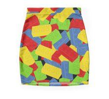 A Pile of Bricks  Mini Skirt