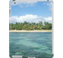 a vast Tonga landscape iPad Case/Skin