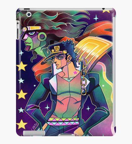 JJBA Tarot - The Star iPad Case/Skin