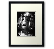 You will become like us. Framed Print