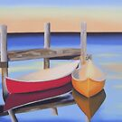 """""""Canoes"""" by Taniakay"""
