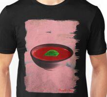 tomato soup in a bowl / No Logo pop art Unisex T-Shirt