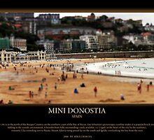 San Sebastian  by mikeldesigns