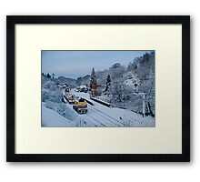 Goathland Station Framed Print
