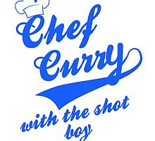 Chef Curry Script w/Hat by OGedits