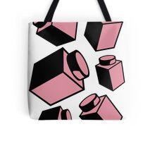 1 x 1 Bricks (AKA Falling Bricks) Tote Bag