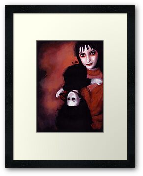 Lydia Deetz by ROUBLE RUST