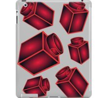 1 x 1 Bricks (AKA Falling Bricks)  iPad Case/Skin
