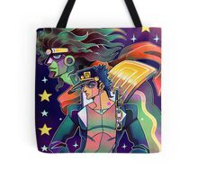 JJBA Tarot - The Star Tote Bag