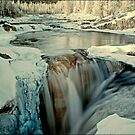 Blue Ice, Elbow Falls AB by imagen