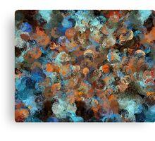 Abstract Acrylic Canvas Print