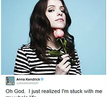 Anna Kendrick by agnesdraws