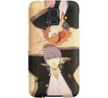 Persona 4- Cast Samsung Galaxy Case/Skin