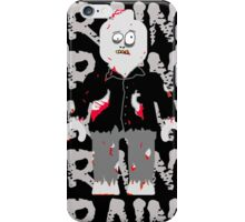BRAINS BRAINS BRAINS BRAINS BRAINS iPhone Case/Skin