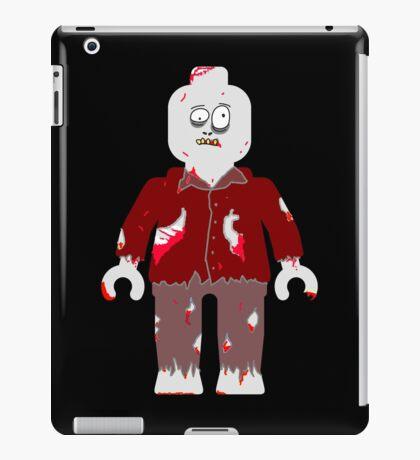 Zombie Minifig iPad Case/Skin