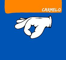 Carmelo Anthony 3 Ritual & Headband by OGedits