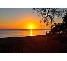 Sunrise over the Coral Sea Photographic Print