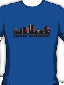 Halifax Waterfront - Nova Scotia T-Shirt