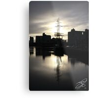 Cork Harbour Metal Print