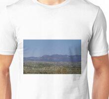 Distant Cottonwoods Unisex T-Shirt