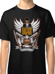 Pulp Heraldry Classic T-Shirt