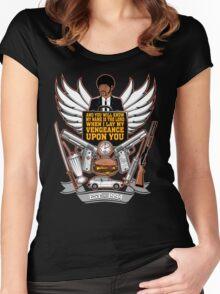 Pulp Heraldry Women's Fitted Scoop T-Shirt