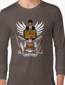 Pulp Heraldry Long Sleeve T-Shirt
