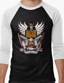 Pulp Heraldry Men's Baseball ¾ T-Shirt