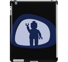 View from a Car Wing Mirror  iPad Case/Skin
