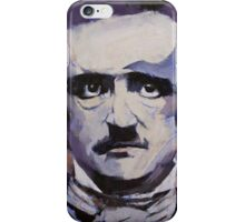 Edgar Allan Poe iPhone Case/Skin