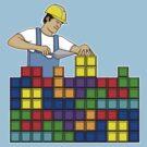 Brick Layer by zomboy
