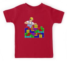 Brick Layer Kids Tee