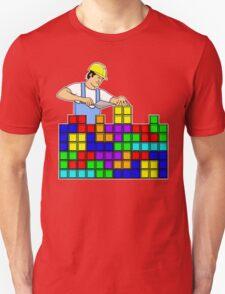 Brick Layer Unisex T-Shirt