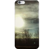 A Dark Sunrise iPhone Case/Skin