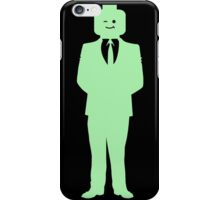 Minifig Business Man  iPhone Case/Skin