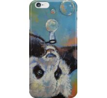 Blowing Bubbles iPhone Case/Skin