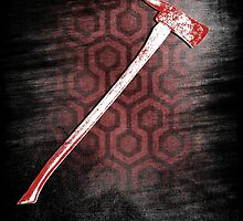 This is not an Axe  by Jack Torrance 237 by filippobassano