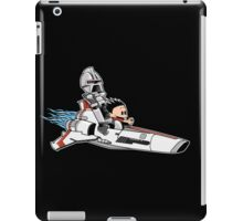 Holy Frak! iPad Case/Skin