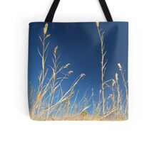 Salt Grass Tote Bag