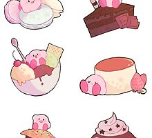 [Kirby] Dessert time! by viernes