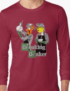 Breaking Beaker Long Sleeve T-Shirt